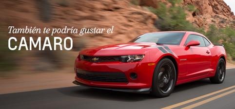 Camaro 2015: auto deportivo - Auto de alto desempeño