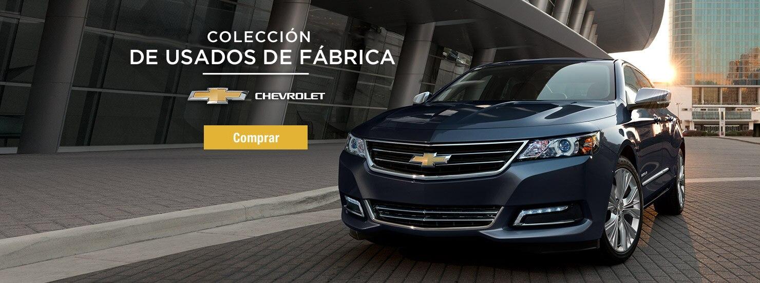 Colección de usados de fábrica | Chevrolet
