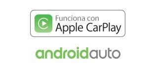 Apple CarPlay y Adroid Auto en el auto Spark 2016 con rendimiento de combustible