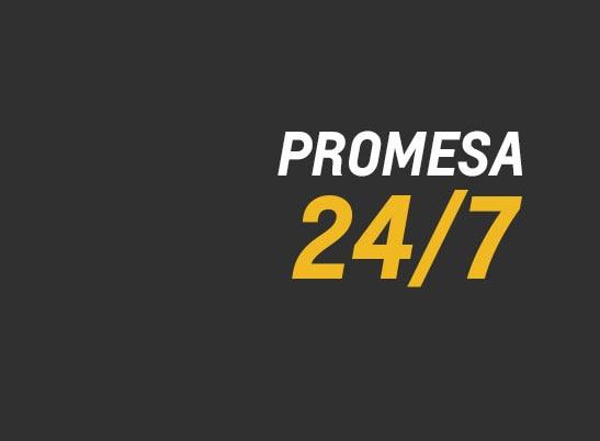 24/7 Promise de Chevrolet