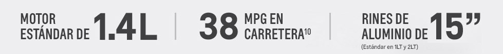 Auto con rendimiento de combustible Spark 2017: características de desempeño