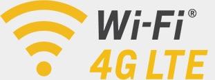 Tecnología del Spark 2017: Wi-Fi 4G LTE