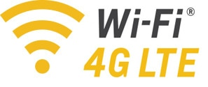 Wi-Fi 4G LTE del Volt 2017