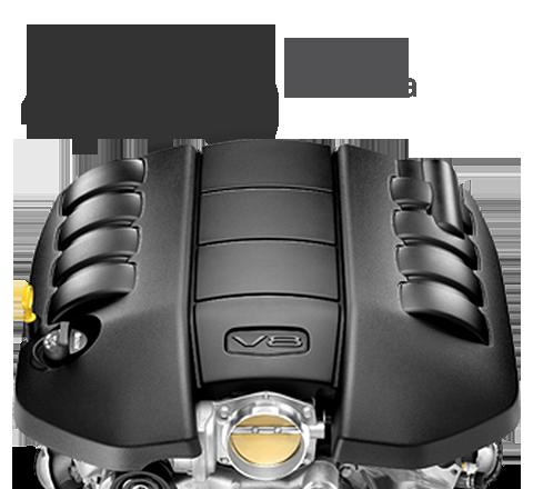 Motor 2016 SS 6.2L V8