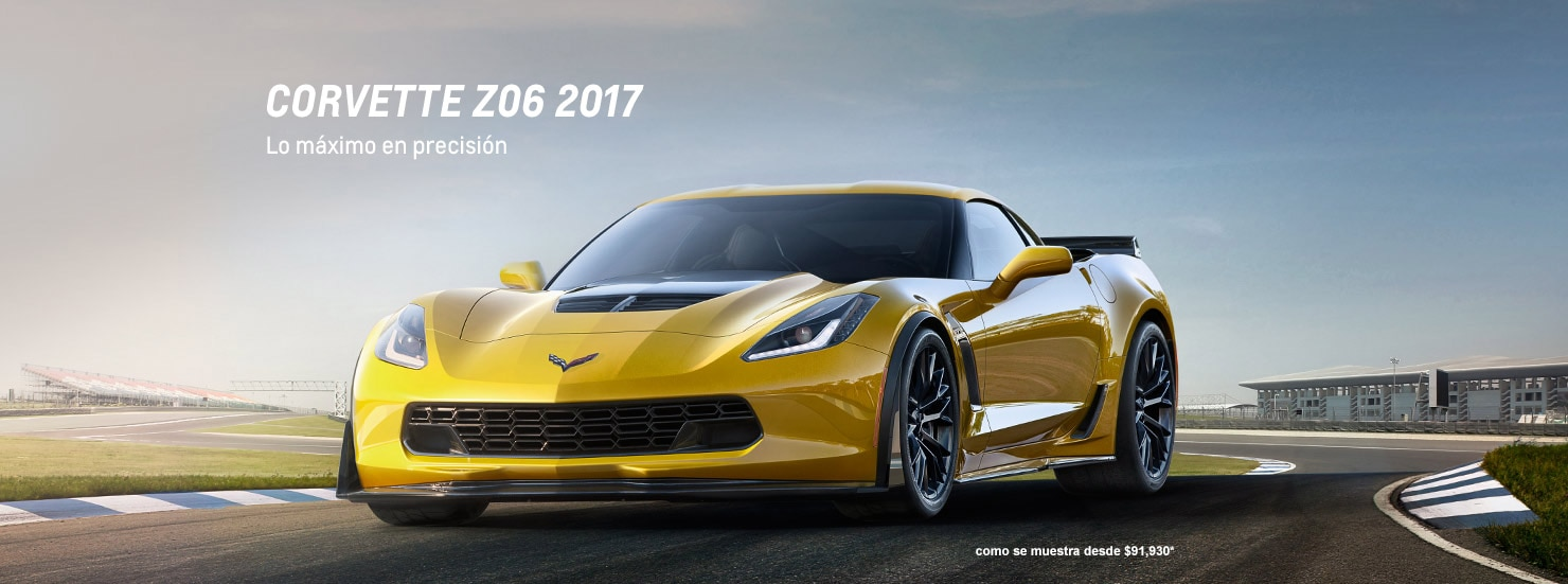 Superauto Corvette Z06 2017