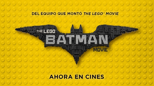 Avance de la película LEGO Batman