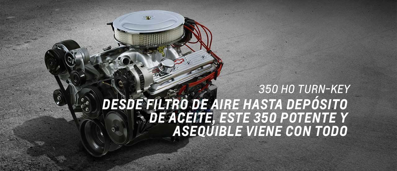 Motores armados 350 HO