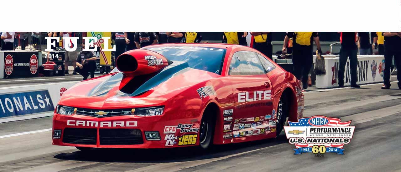 60º edición anual de Chevrolet Performance U.S. Nationals