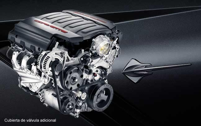 Motor LT1 Chevrolet Performance