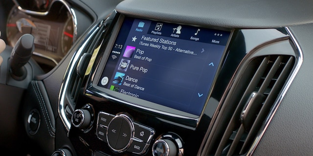 Aplicaciones Apple CarPlay