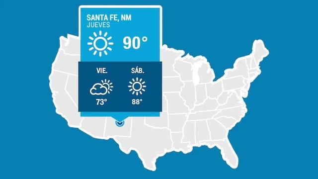 SiriusXM: Local Forecast