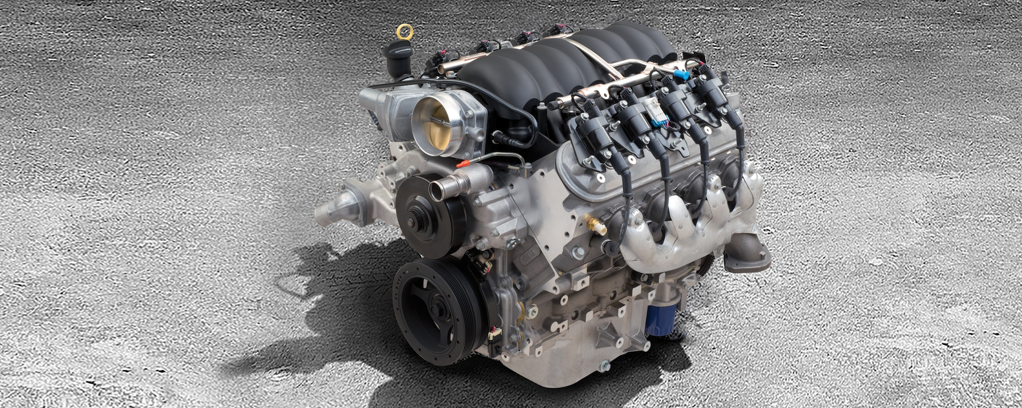 Cp Engines Detail Ls Masthead on Motor Crate Engines Chevy