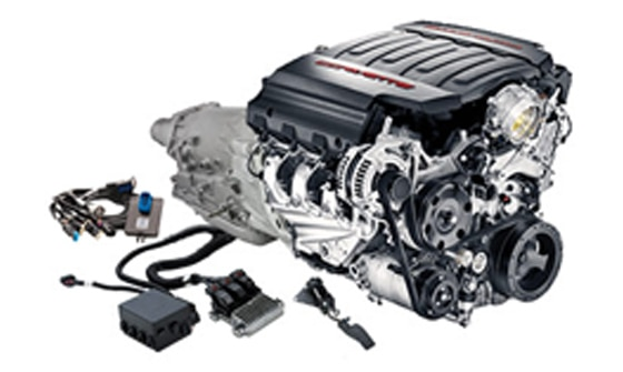 Sistema Connect and Cruise para el Chevrolet Performance LT1
