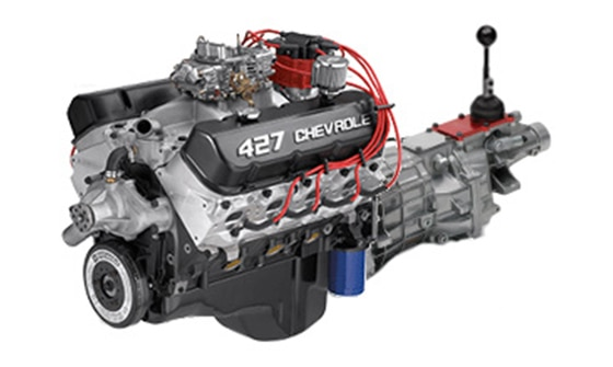 Connect and Cruise para el Chevrolet Performance ZZ427-480