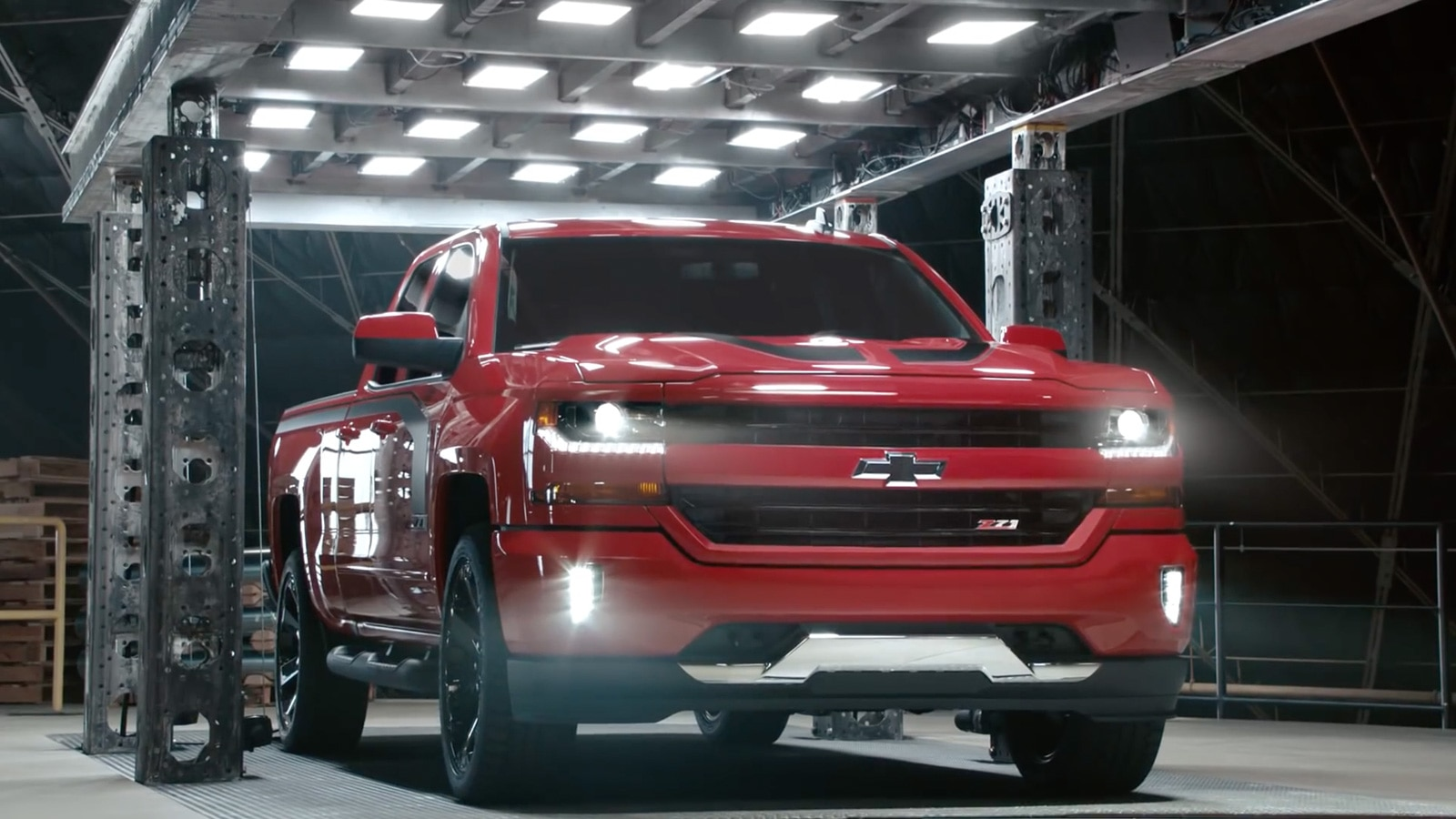 Ediciones especiales de Chevy Silverado: Rally