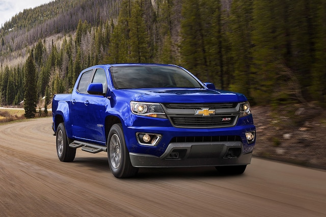 Chevy colorado diésel 2017