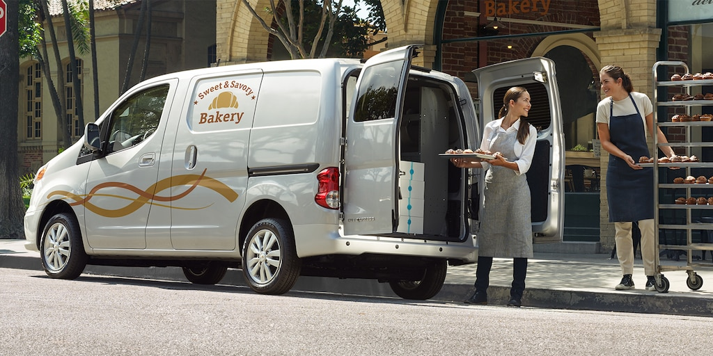 Vans de Chevrolet: City Express