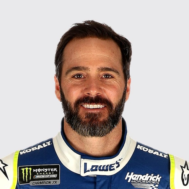 Pilotos de NASCAR: Jimmie Johnson