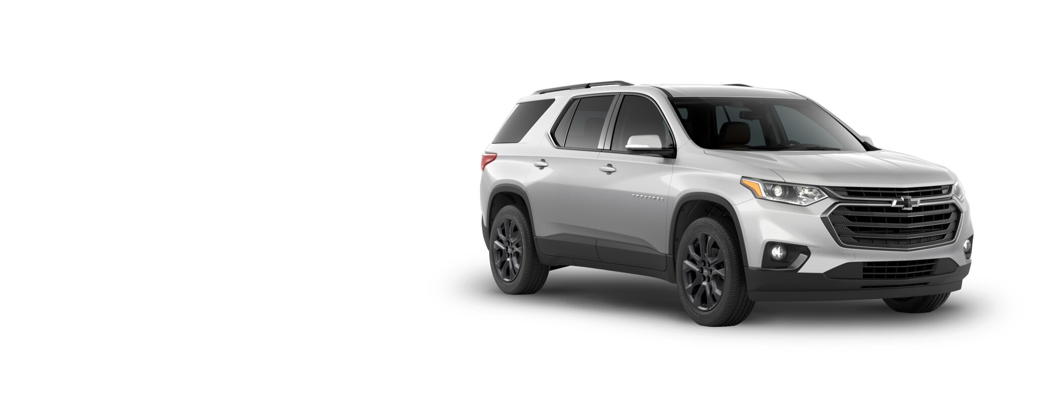 All New 2018 Traverse Midsize SUV: RS