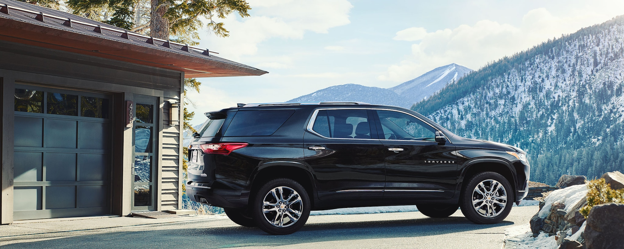 All-New Chevrolet Traverse Midsize SUV