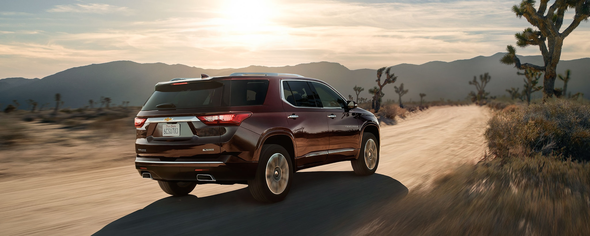 2018 Traverse Midsize SUV Performance