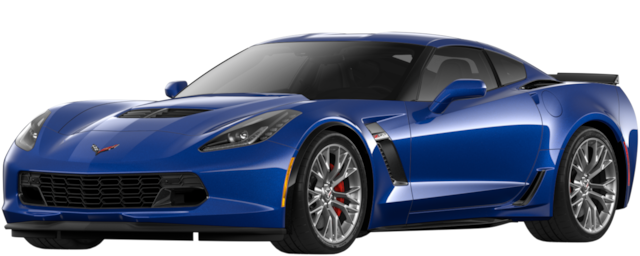 Corvette Grand Sport 2018: Vista frontal