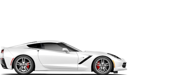 Coupe Corvette Stingray 2017