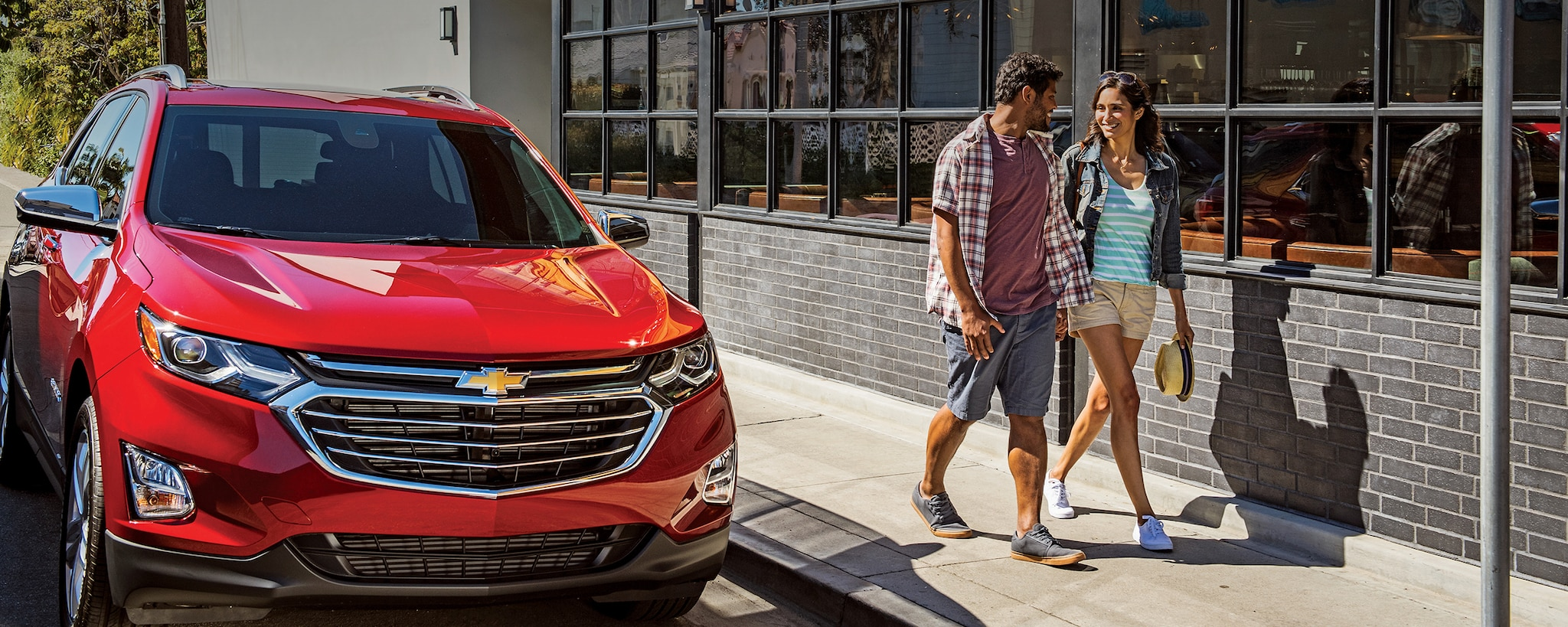 Revista New Roads de Chevrolet