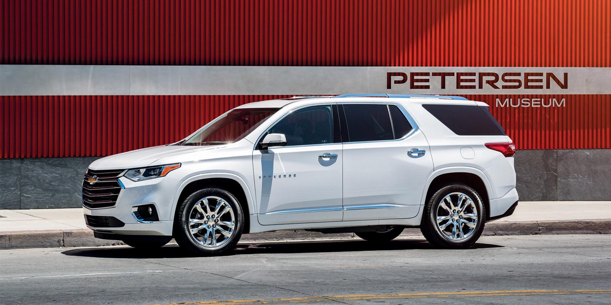 Revista New Roads de Chevrolet: Traverse 2018