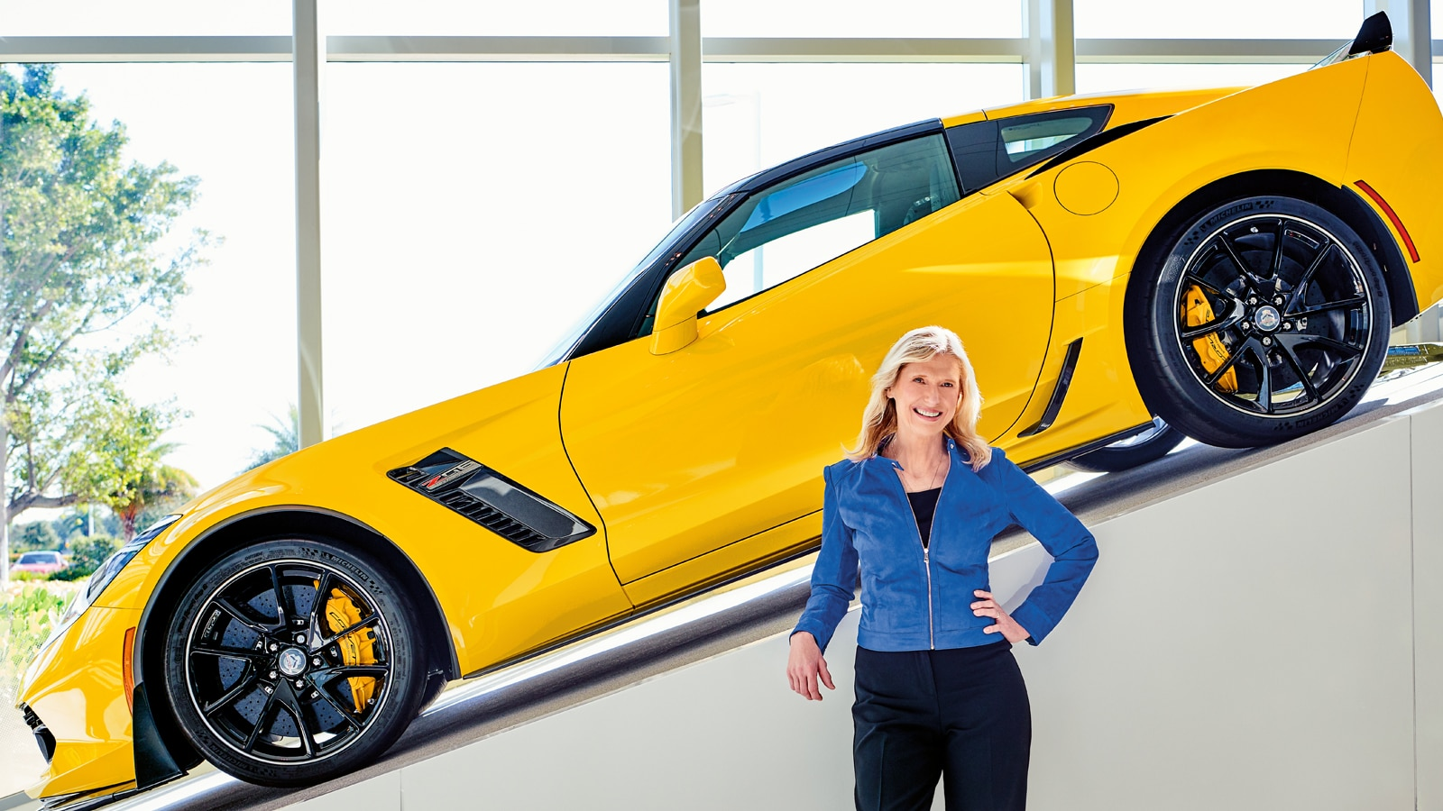 Revista New Roads de Chevrolet: Todo queda en familia - Corvette