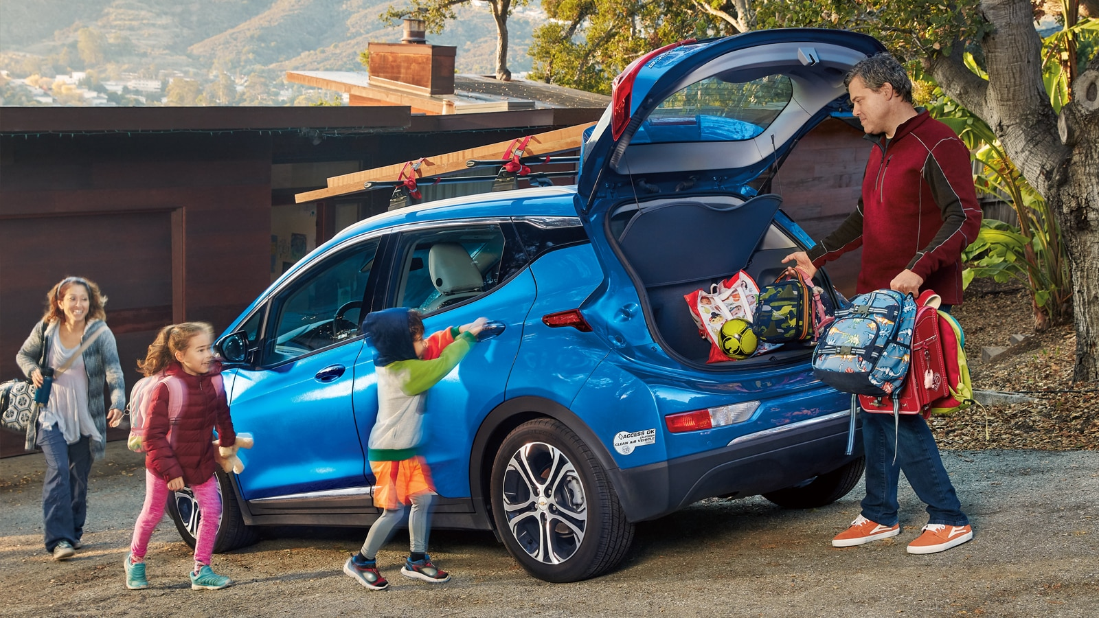 Revista New Roads de Chevrolet: Amor previo a la primera vista - Bolt EV 2017