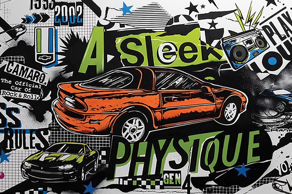 Chevrolet Camaro Edición 50 Aniversario: Gen. 4