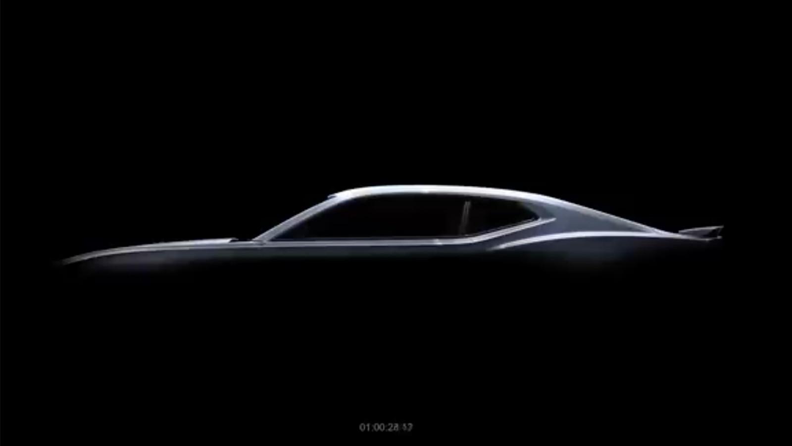 Chevrolet Camaro Edición 50 Aniversario - Video: Generaciones