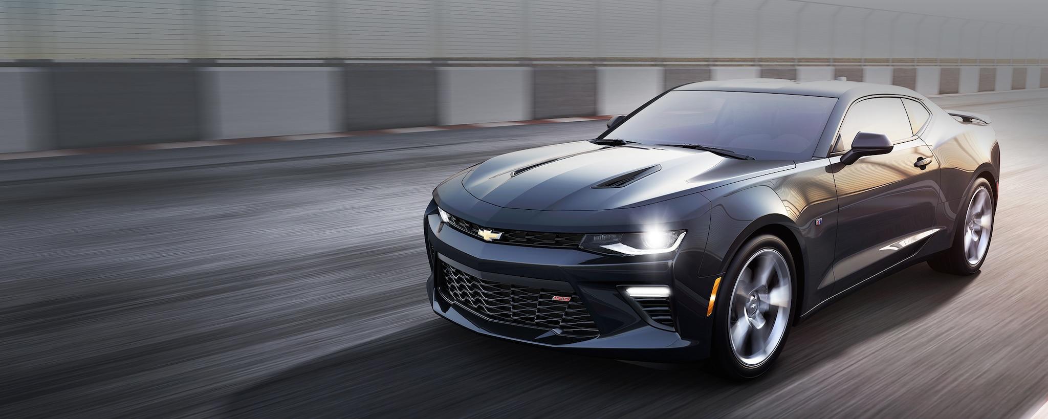 Camaro SS: Características del desempeño: | Chevrolet