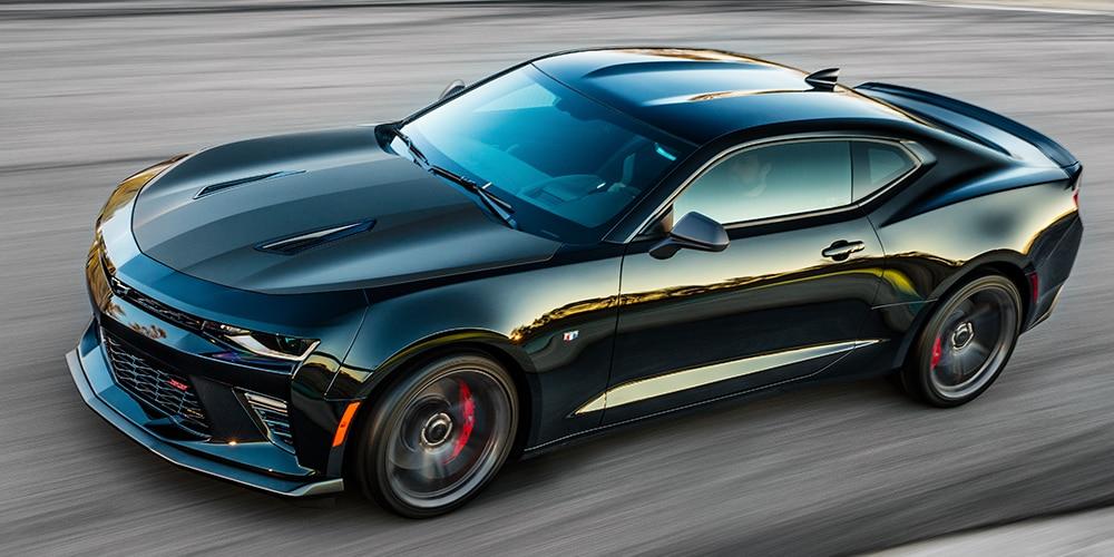 Camaro Ss Caractersticas Del Desempeo Chevrolet