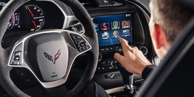 Grabadora de Datos de Desempeño de Chevrolet: configura