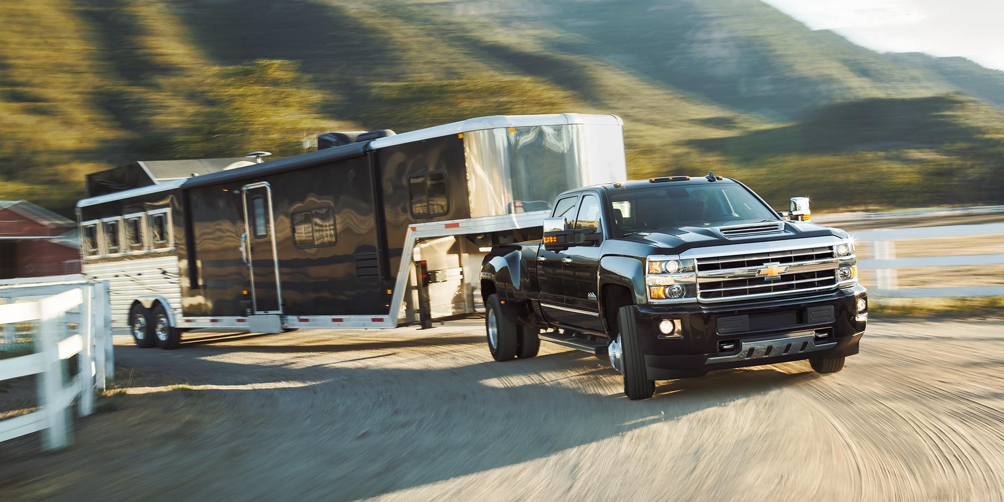 Camionetas Chevy: Guía de remolque y arrastre | Chevrolet