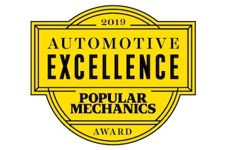 Automotive Excellence Award de Popular Mechanics