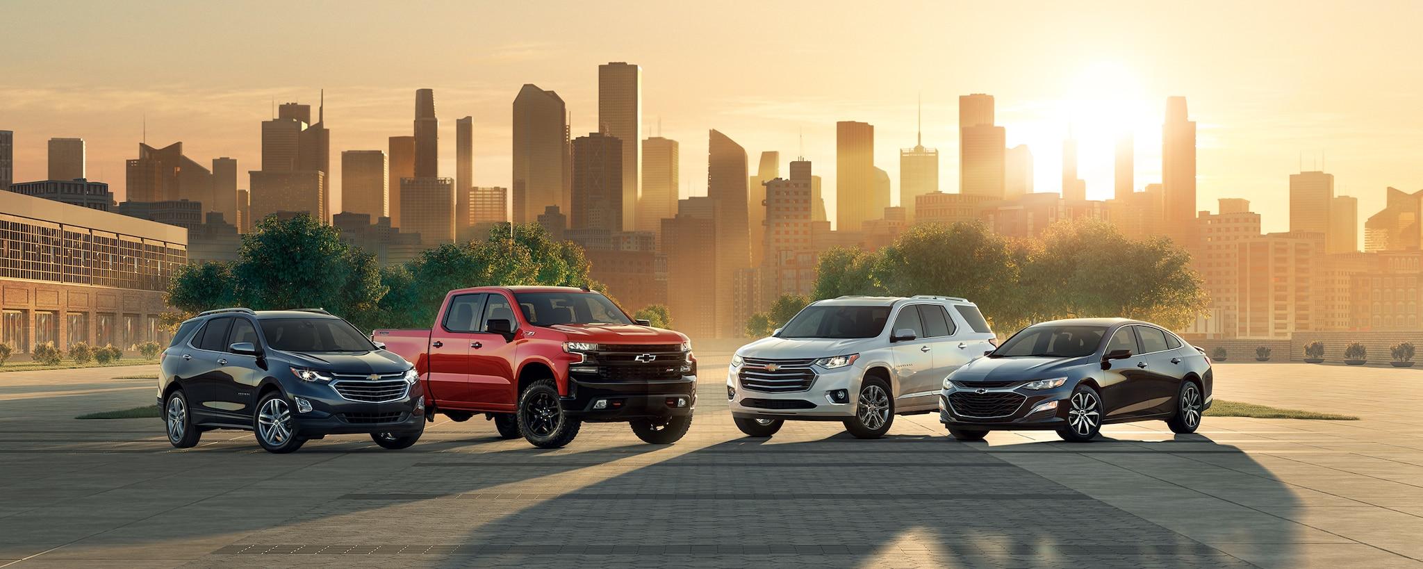 Premios Chevrolet