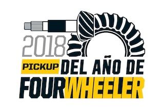 Camioneta del año de Four Wheeler
