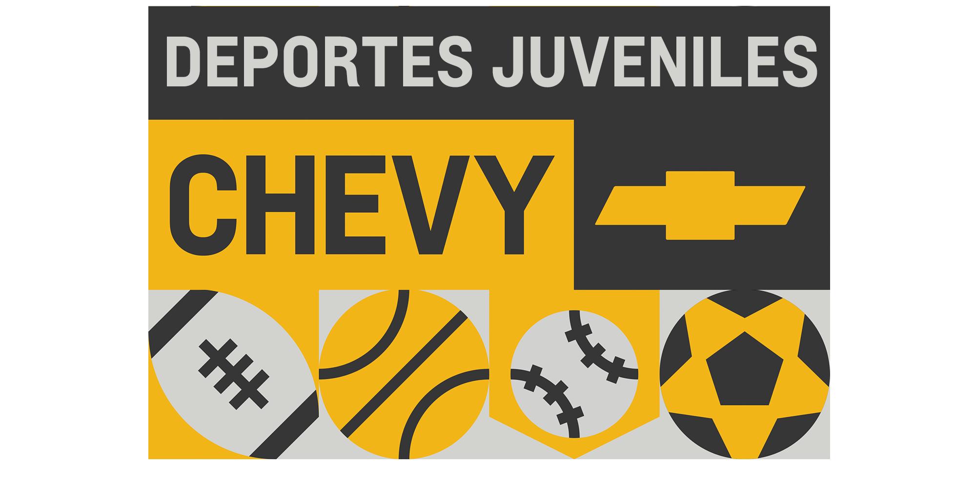 Logo de Deportes juveniles Chevy