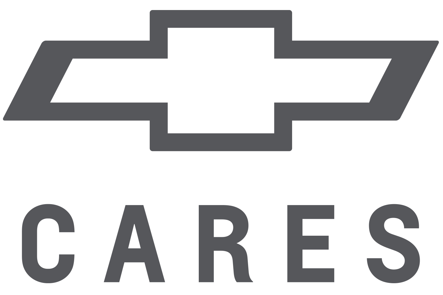 Logo de Chevrolet Cares