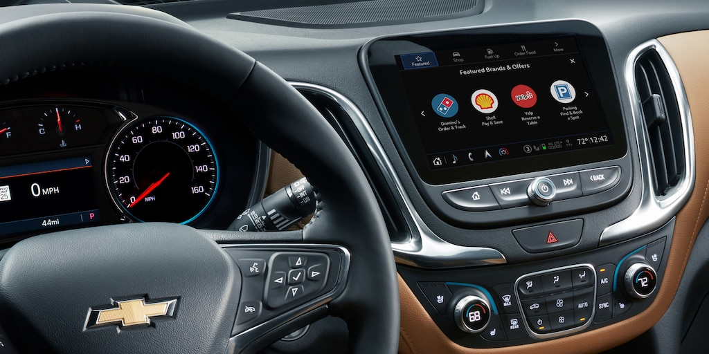 Resumen de Marketplace en el vehículo