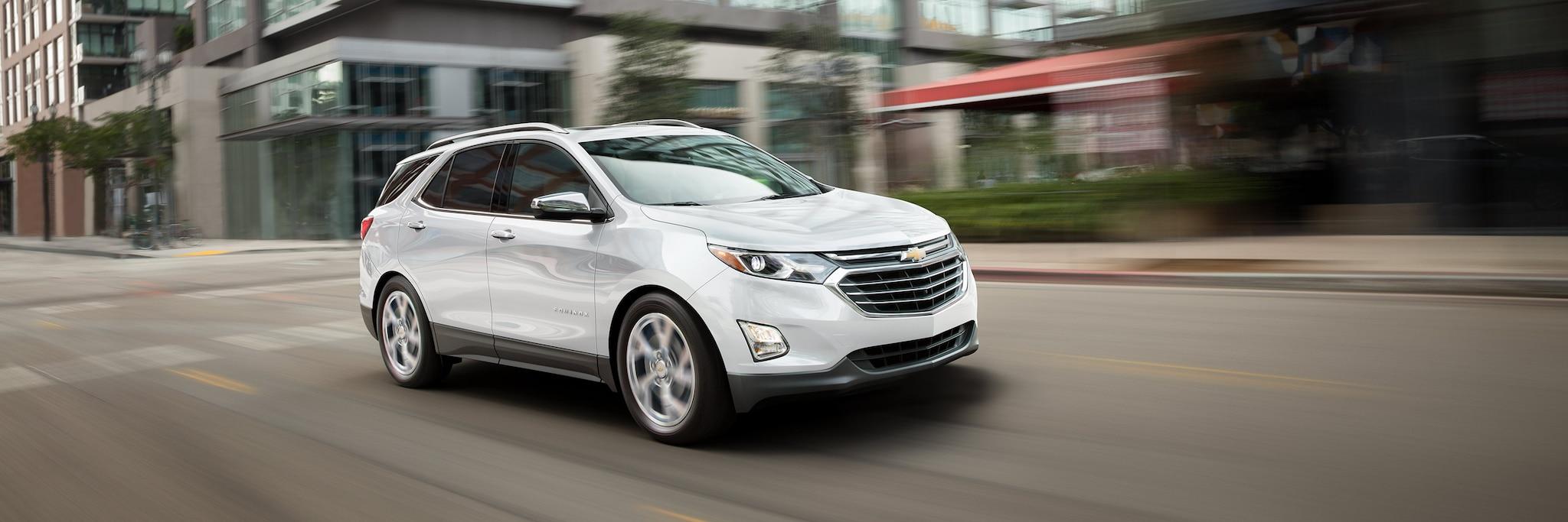 Vehículos diésel Chevrolet: Equinox
