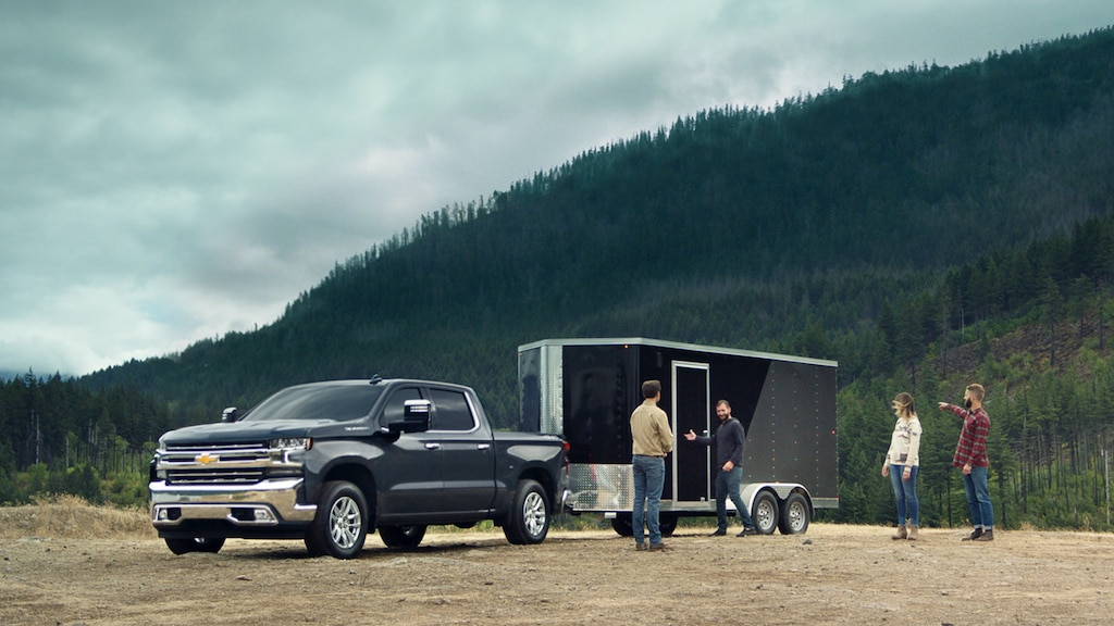 Videos de Chevrolet: Remolque invisible