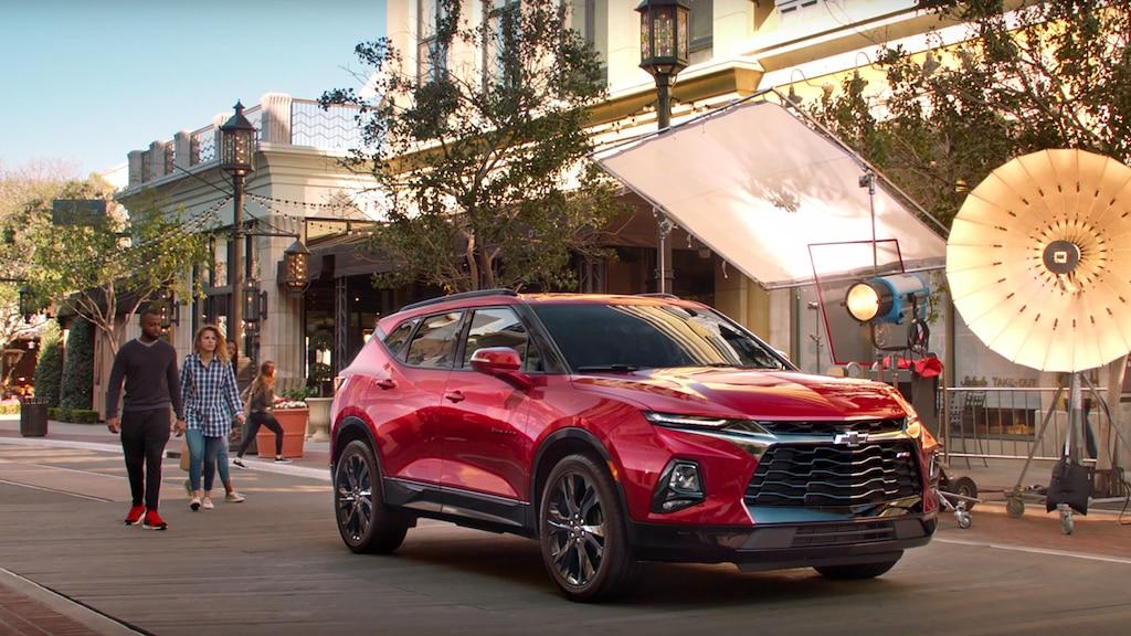 Videos de Chevrolet: Habla por sí misma