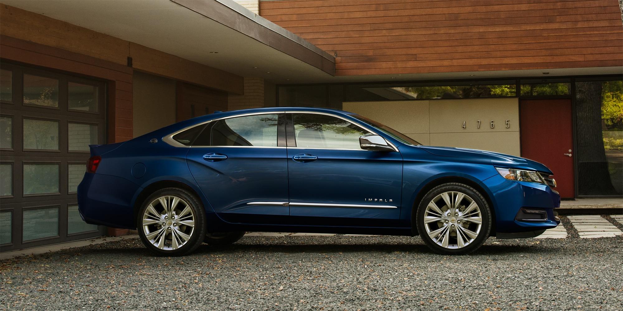 Economía de combustible de Chevrolet: Impala