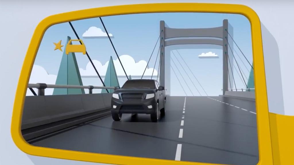 Seguridad: Advertencia de cambio de carril con Side Blind Zone Alert