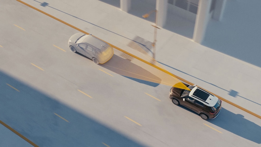 Chevy Trailblazer - Chevy Safety Assist: Indicador de distancia próxima | Chevrolet