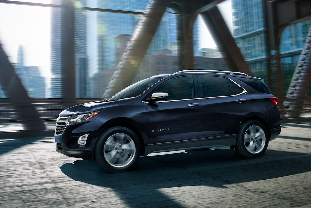 Seguridad Chevy: Equinox 2021
